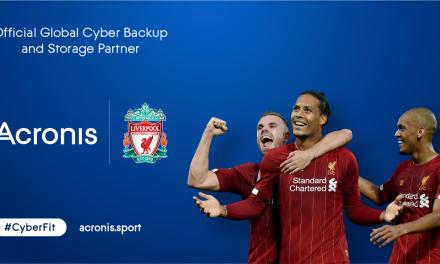 Liverpool Football Club se asocia con Acronis para obtener cibercopia de seguridad y almacenamiento