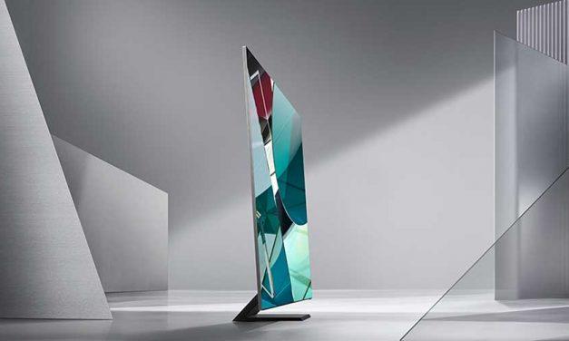 Samsung Electronics presenta la nueva gama de televisores QLED 8K
