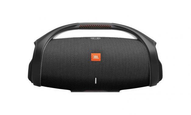 JBL Boombox 2, ofrece un sonido envolvente durante todo el día
