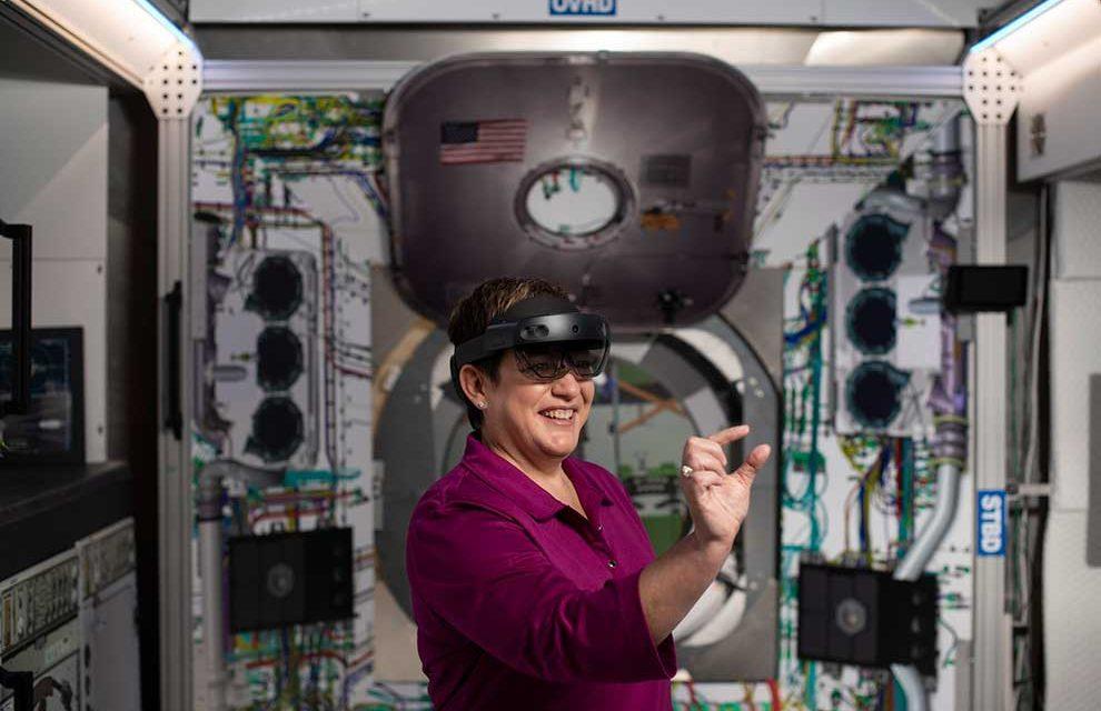 HoloLens 2, el dispositivo de Realidad Mixta de Microsoft