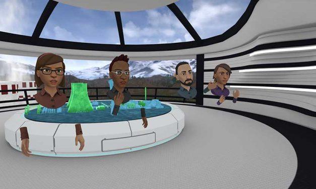 La formación en Kaspersky Interactive Protection Simulation (KIPS), en Realidad Virtual
